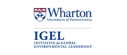 University of Pennsylvania Wharton IGEL logo