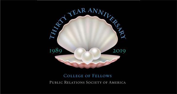 College of Fellows 30th Anniversary logo