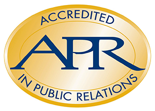 Accreditation in Public Relations logo