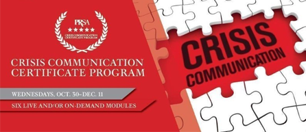 Crisis Communication Course