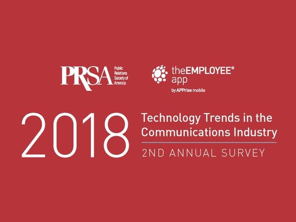 2018 Tech Trends Infograph