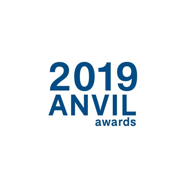 2019 Silver Anvil logo
