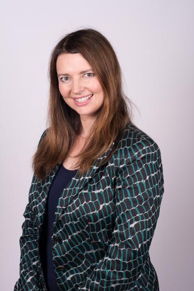 Dr. Katerina Tsetsura headshot