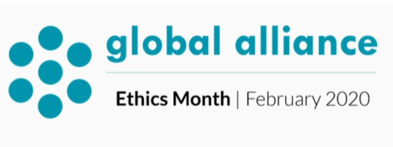 Global Alliance Ethics Month Feb 2020