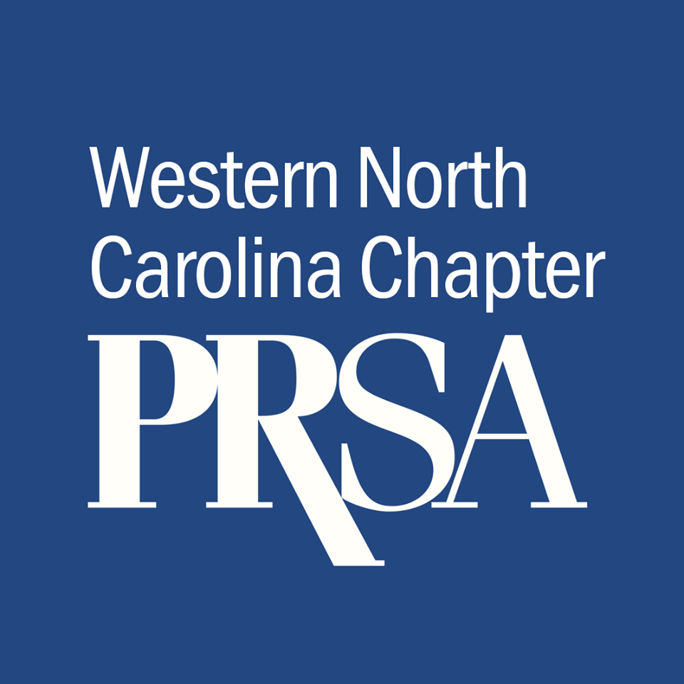 PRSA Western North Carolina Logo