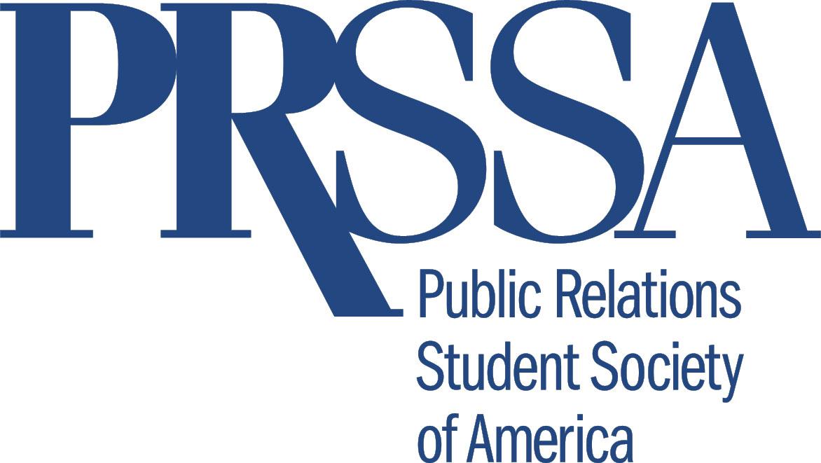 PRSSA Blue Logo