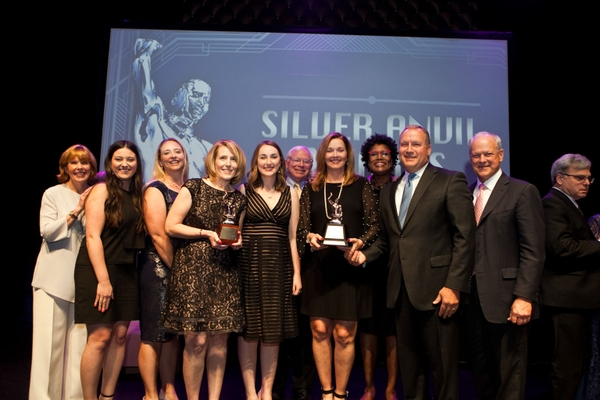 Group shot of the 2018 Silver Anvil Award Winners