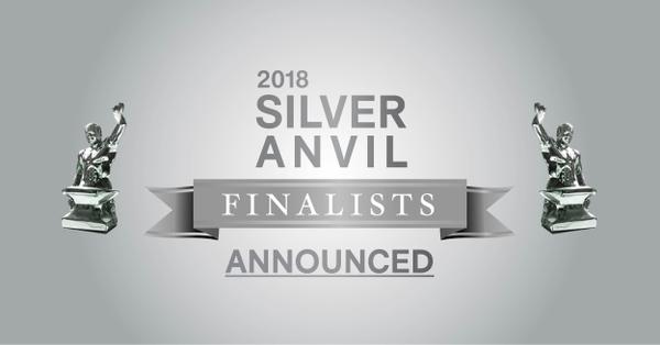 Silver Anvil 2018 Banner