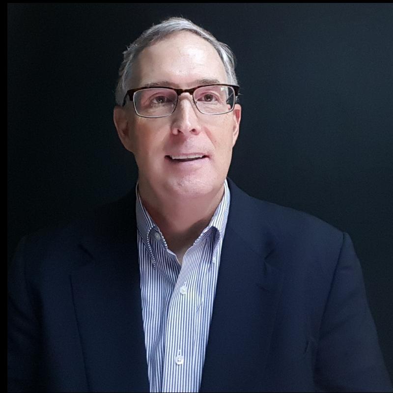 Tim O Brien, APR headshot