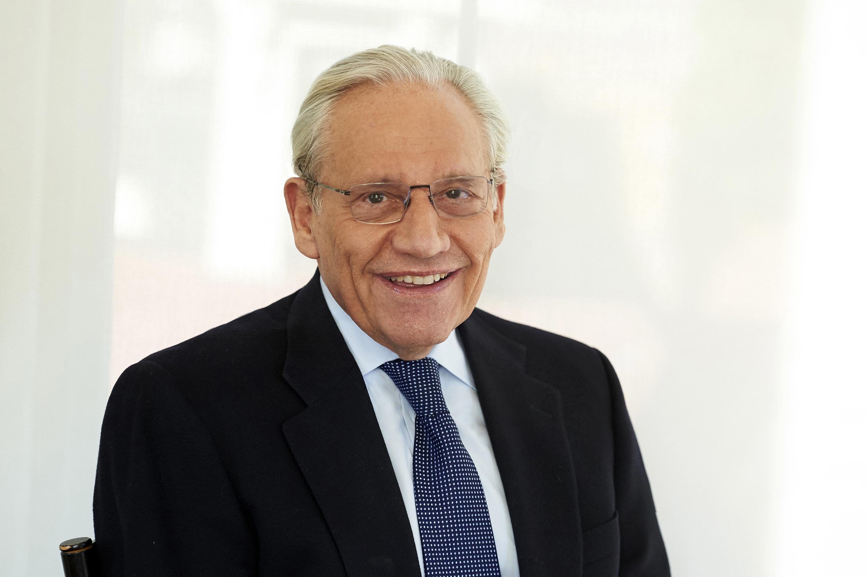 Pulitzer Prize-Winning Journalist Bob Woodward