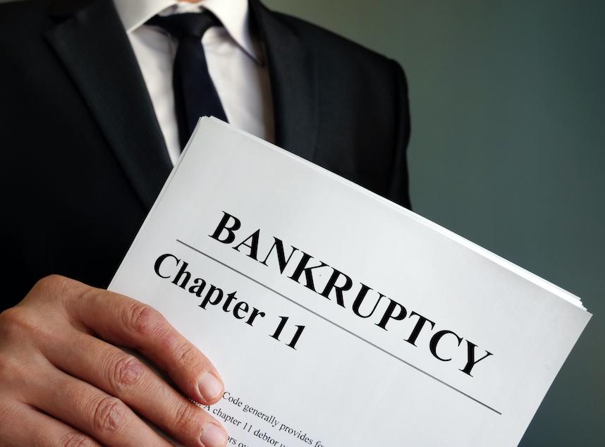 bankruptcy art