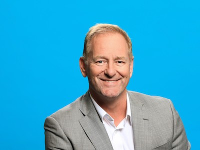 Mark Roberts CMO of PGi - headshot