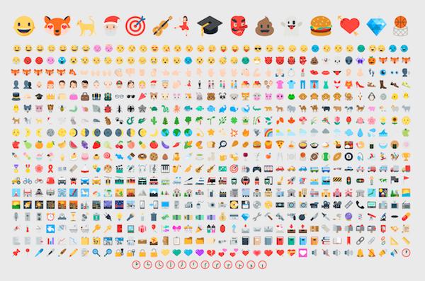 emojii art